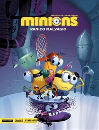 Minions vol.2 - PANICO MALVAGIO di Didier Ah-Koon, Renaud Collin