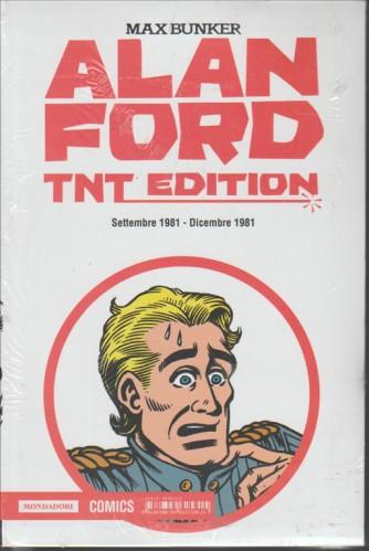 Alan Ford Tnt Golden edition vol. 13 di Max Bunker - Mondadori comics