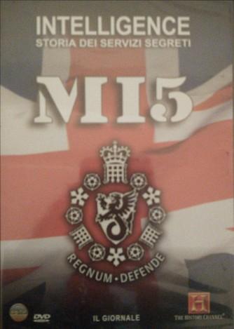 Intelligence - storia dei servizi segreti - MI5 - DVD