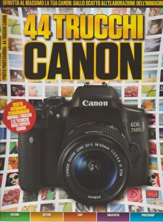 Photo Professional Speciale - 44 Trucchi CANON