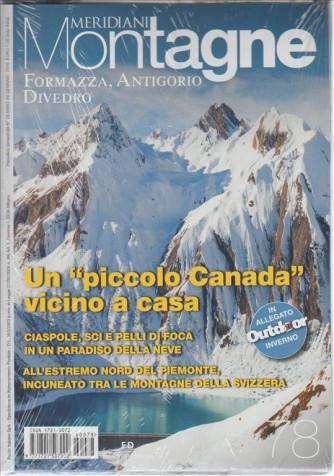 Meridiani Montagne - Formazza, Antigorio, Divedro mens.n.78 Gennaio 2016