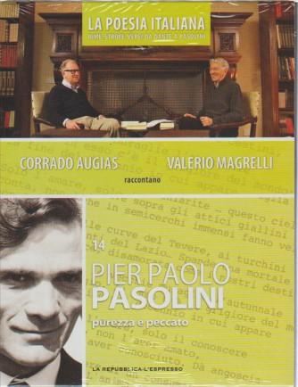 DVD n. 14 La Poesia Italiana-Pier Paolo Pasolini - Purezza e peccato