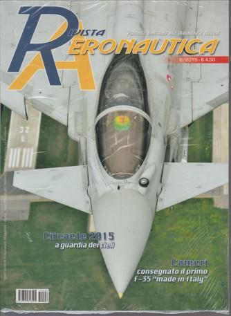 Rivista Aeronautica-Periodico Bimestrale Aereonautica militare n.6/2015