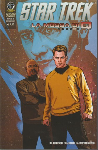 Star Trek vol. 5di 6 - la mossa di Q - Dicembre 2015