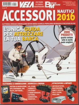 Annuario Accessori Nautici 2016 by Giornale della vela /Barche e motore