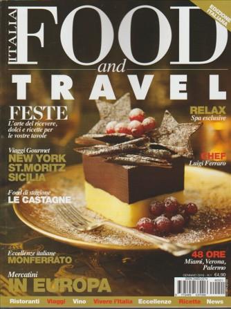 FOOD and travel ITALIA - mensile n.1 Gennaio 2016