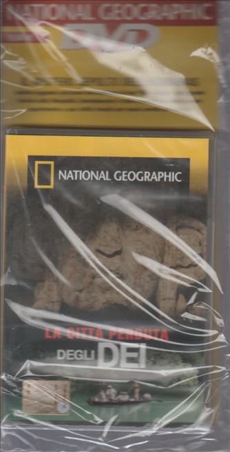DVD National Geographic - La città perduta degli Dei