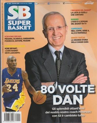 Superbasket - mensile n.16 Gennaio 2016