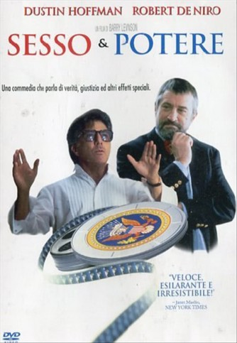 Sesso E Potere - Robert De Niro - DVD