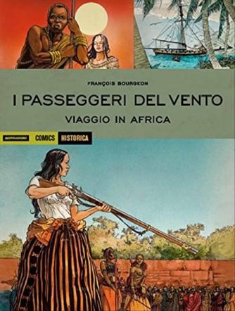 I passeggeri del vento. Viaggio in Africa vol. 2 di Francois Bourgeon