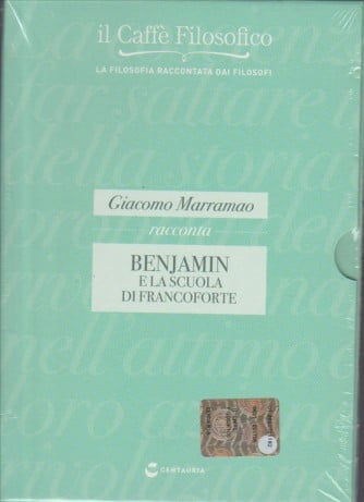 DVD il caffè filosofico vol. 19 Giacomo Marramao racconta Benjamin