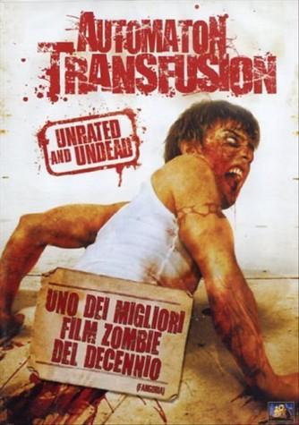 Automaton Transfusion - Uno dei migliori fil zombie del decennio - DVD