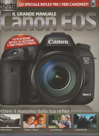 Il grande manuale CANON EOS by Photo professional