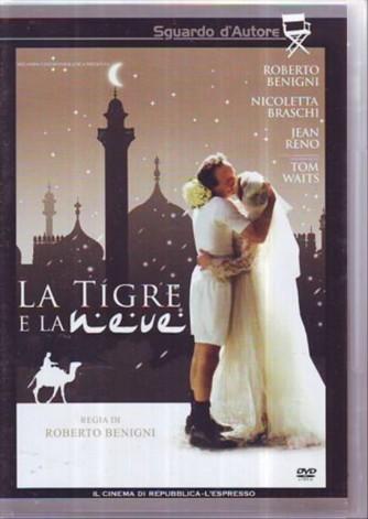 La Tigre E La Neve - Roberto Benigni - DVD