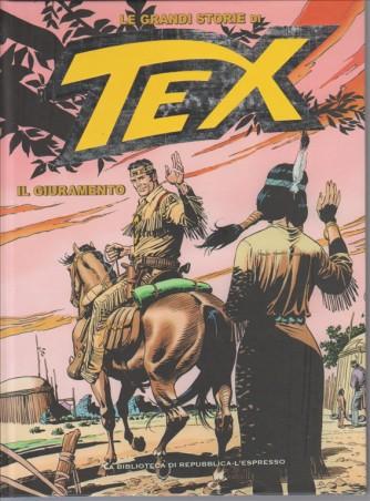 le Grandi Storie di TEX vol.3 - Il giuramento