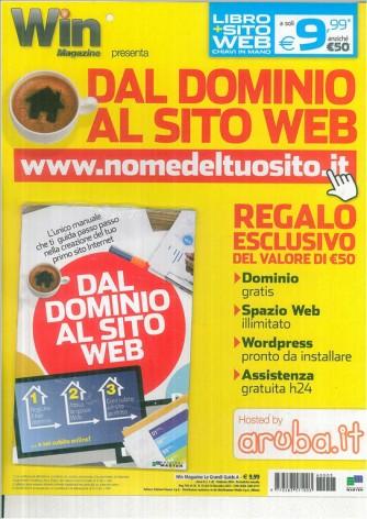 DAL DOMINIO AL SITO WEB by Win Magazine
