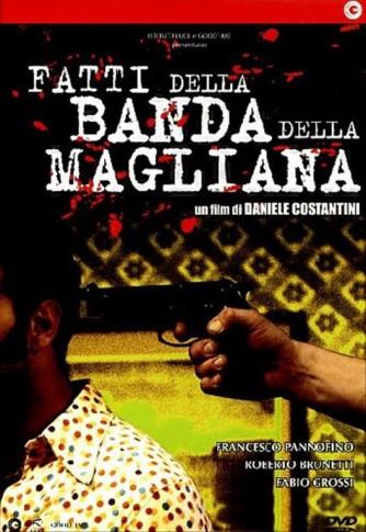 Fatti Della Banda Della Magliana - Francesco Pannofino, Leo Gullotta (DVD)