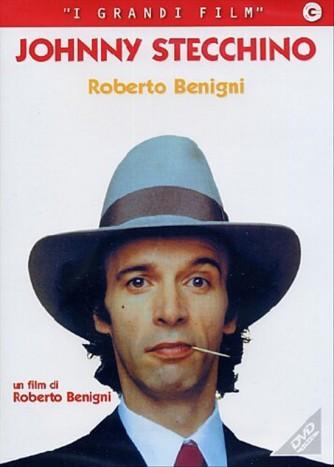 Johnny Stecchino - Paolo Bonacelli, Nicoletta Braschi, Roberto Benigni (DVD)