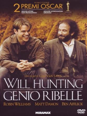 Will Hunting Genio Ribelle - Robin Williams, Matt Damon, Ben Affleck (DVD)