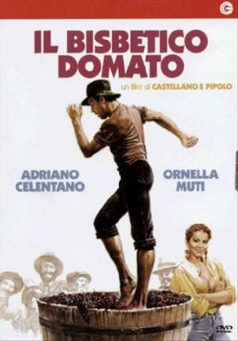 Il Bisbetico Domato - Adriano Celentano, Ornella Muti, Milly Carlucci (DVD)