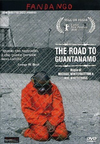 The Road To Guantanamo - Riz Ahmed, Steven Beckingham, Nancy Crane (DVD)