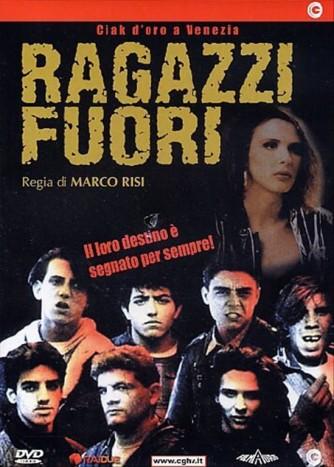 Ragazzi Fuori - Francesco Benigno, Alessandro Di Sanzo, Roberto Mariano (DVD)