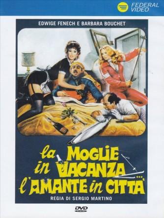 La Moglie In Vacanza L'Amante In Citta' - Lino Banfi, Marisa Merlini (DVD)