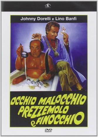 Occhio Malocchio Prezzemolo E Finocchio -  Lino Banfi,Silvan,Jonny Dorelli (DVD)