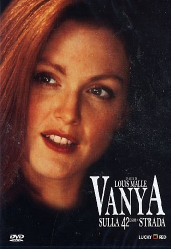Vanya Sulla 42a Strada - Julianne Moore, Wallace Shawn, George Gayes (DVD)