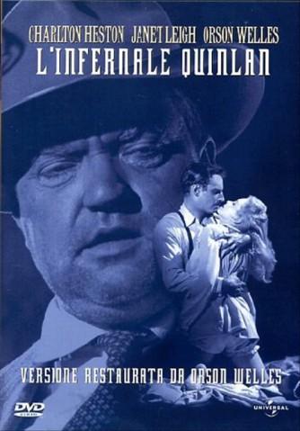 L' Infernale Quinlan -  Akim Tamiroff, Marlene Dietrich, Charlton Heston (Dvd)