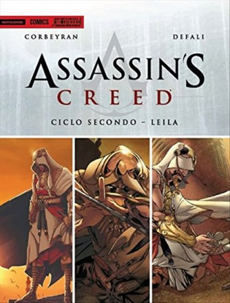 Assassin's Creed ciclo secondo HAWK di Corbeyran/Defali by Mondadori Comics