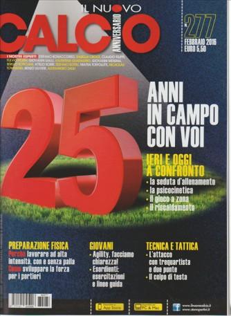 Il Nuovo Calcio - mensile n. 277 Febbraio 2016