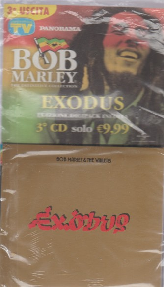 BOB MARLEY THE DEFINITIVE COLLECTION EXODUS 3° CD
