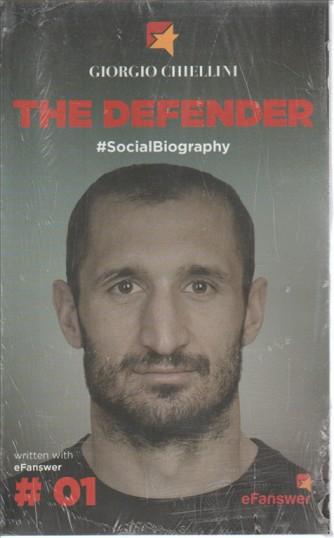 The Defender - Giorgio Chiellini  #Social Biography