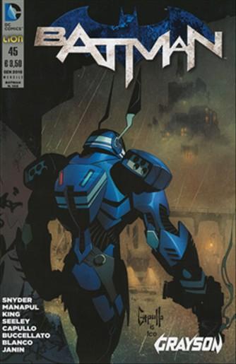 Batman 45 (102) - DC Comics Lion