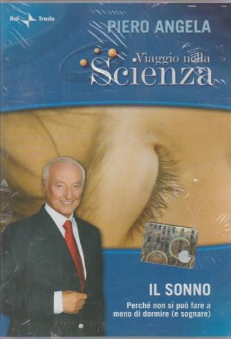 DVD - VIAGGIO NELLA SCIENZA DI PIERO ANGELA. N.28  IL SONNO