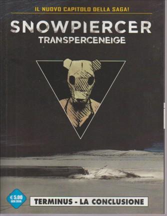 SNOWPIERCER TRANSPERCENEIGE TERMINUS - LA CONCLUSIONE. IL NUOVO CAPITOLO DELLA SAGA !
