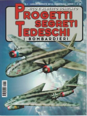 """Progetti segreti tedeschi """"I Bombardieri"""" by West-Ward edizioni"""