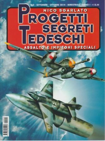 """Progetti segreti tedeschi """"Assalto e impiegi speciali"""" by West-Ward edizioni"""