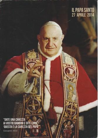 Poster Giovanni XXIII il papa santo - cm 21x29,7