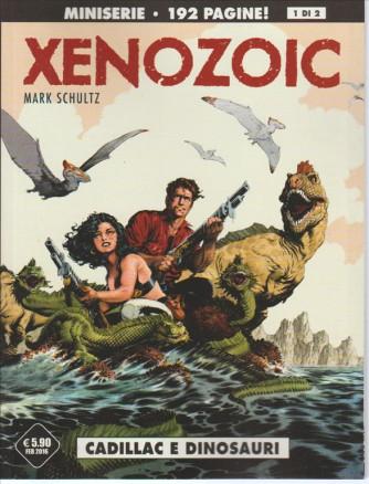 """Cosmo editoriale Collana XENOZOIC vol. 1 di 2 """"Cadillac e dinosauri"""""""