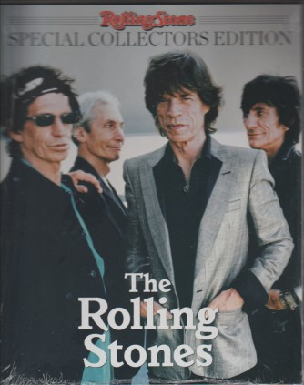 THE ROLLING STONES - Special collectors edtition by Rolling Stone Italia