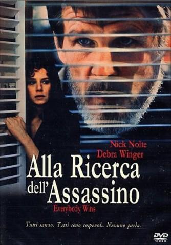 Alla Ricerca Dell'Assassino - Everybody Wins - Nick Nolte, Debra Winger - DVD