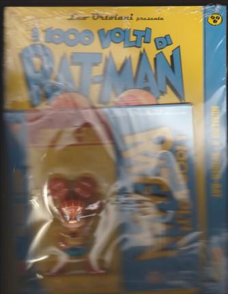 """I MILLE VOLTI DI RAT-MAN 4 con statuina da collezione  """"SPIDER-RAT"""""""