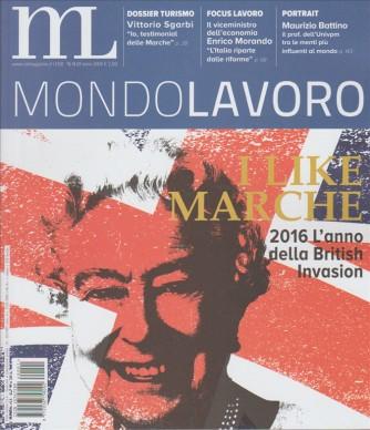 ML Mondo Lavoro - mensile n. 1 Febbraio 2016