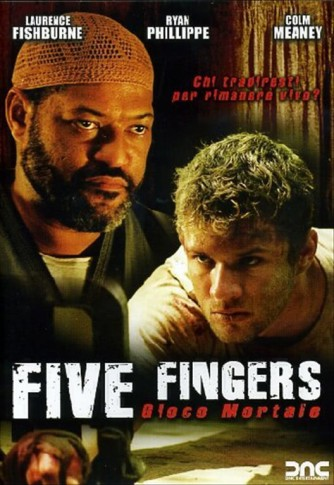 Five Fingers - Gioco Mortale - Laurence Malkin (DVD)