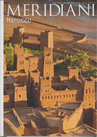 Meridiani Marocco mensile n. 222 MAROCCO