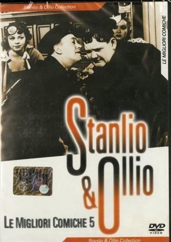 Stanlio E Ollio - Le Migliori Comiche 5 (DVD)