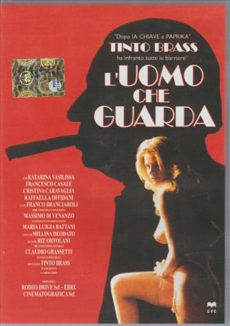 DVD L'uomo che guarda - regia Tinto BRASS F.Branciaroli, F.Casale