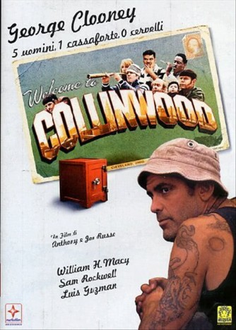 Welcome To Collinwood - George Clooney (DVD)